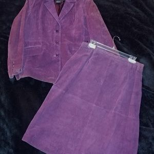 2 piece Terry Lewis size L 100% shell/100% poly sl